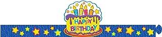 Eureka Classroom Supplies Happy Birthday Paper Party Hat, 32 pcs