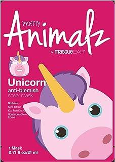 Pretty Animalz Unicorn Anti-Blemish Sheet Mask , pack of 1