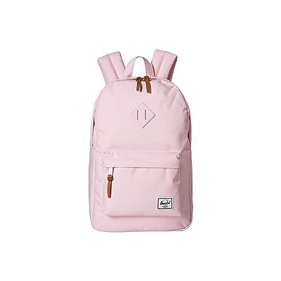 Herschel Supply Co. Heritage Mid-Volume (Pink Lady Crosshatch) Backpack Bags