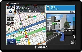 ユピテル 5インチ 4ヶ国語対応 ポータブルカーナビ オービス情報 2019年最新地図データ収録【Amazon・直販サイト限定】 WNL55ML