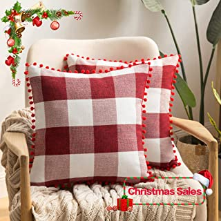 Best red gingham pillowcases Reviews