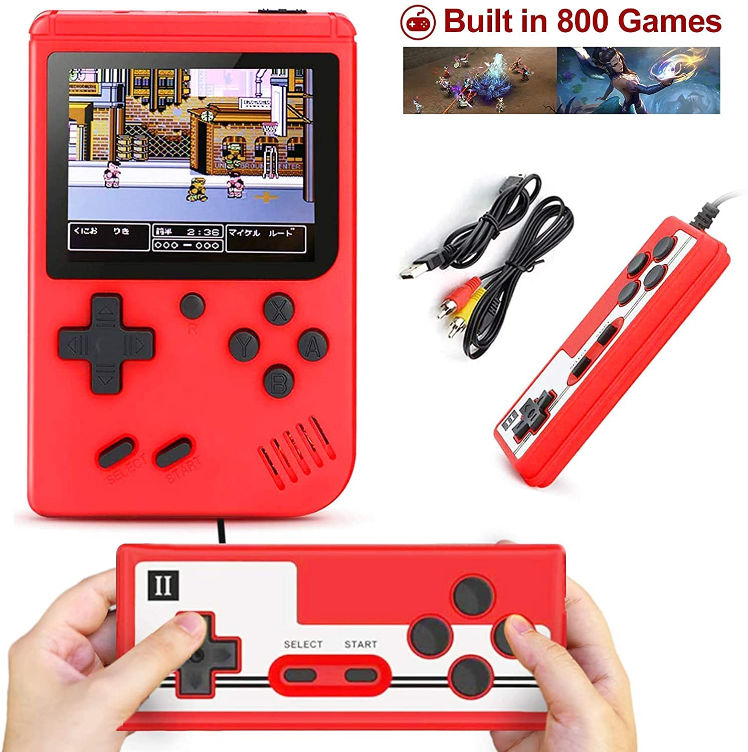 Panghuhu88 Handheld Manufacturer regenerated product Game Console Sale SALE% OFF Player Classic Mini Retro