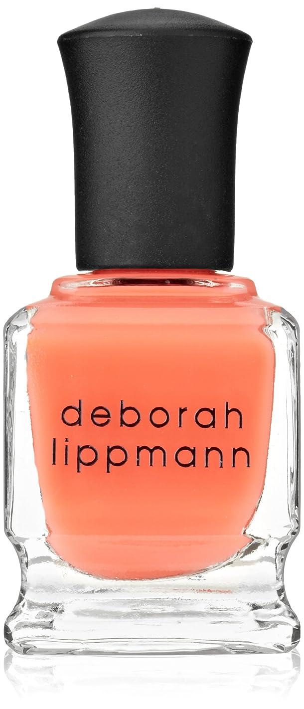 先のことを考える中間フェデレーション[Deborah Lippmann] デボラリップマン ポリッシュ ピンク系 15mL (ガールズ ジャスト ウォント トゥ ハブ ファン)
