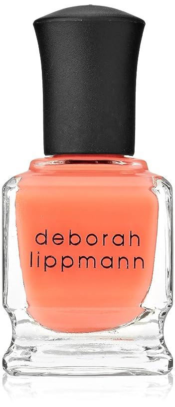 ビバ湿原散文[Deborah Lippmann] デボラリップマン ポリッシュ ピンク系 15mL (ガールズ ジャスト ウォント トゥ ハブ ファン)