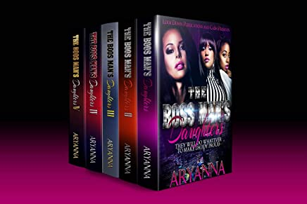 The Boss Man's Daughters 1-5 (English Edition)