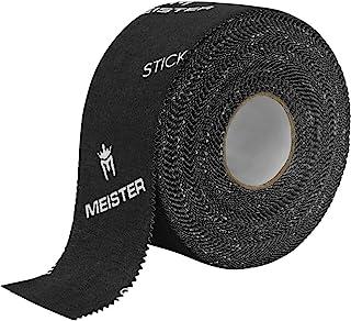 Meister StickElite Professional Porous Athletic Tape - 15yd x 1.5 - Black - 1 Roll