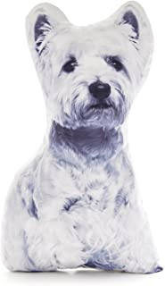 Cushion Co - West Highland Terrier Shaped Pillow 16