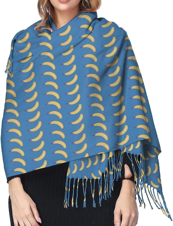 pineapples in engraving Fashion elegant ladies fringed scarf warm party shawl