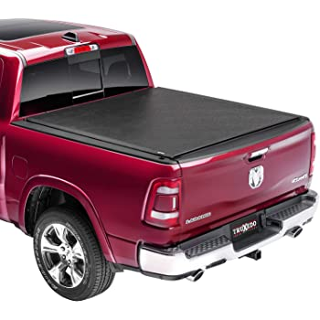 Amazon Com Truxedo Lo Pro Soft Roll Up Truck Bed Tonneau Cover 545901 Fits 09 18 19 20 Classic Ram 1500 5 7 Bed Automotive