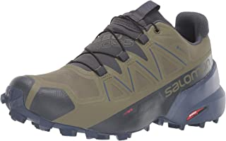 Salomon Outbound GTX - Women's Women's Trekking & Hiking Shoes, Black/Black/Gum1A