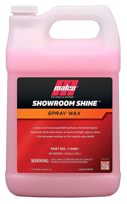 Malco Showroom Shine 110401 Gallon