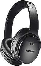 Auriculares inalámbricos QuietComfort 35 de Bose (Serie II) auriculares solamente talla única  Negro