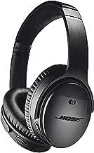 Bose QuietComfort 35 Wireless Noise Cancelling Headphones II - Black