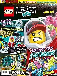 LEGO Hidden Side N.1 ¡Cuidado, Jack! ¡Fantasmas!