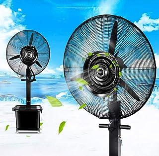 Ventiladores industriales Refrigeración Ventilador de pedestal industrial oscilante grande de alta velocidad y 3 velocidades