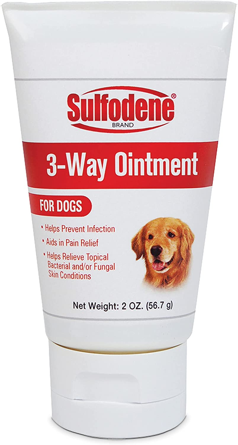 Sulfodene 3-Way Ointment half Dogs Directly managed store for