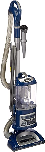 Shark Navigator Lift Away Deluxe NV360 Upright Vacuum Blue