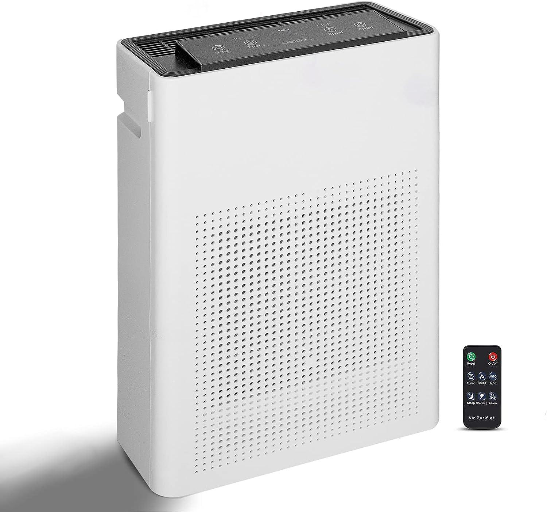 Max 86% OFF Olkheniif Smart Home Air for Regular store HEPA Purifier