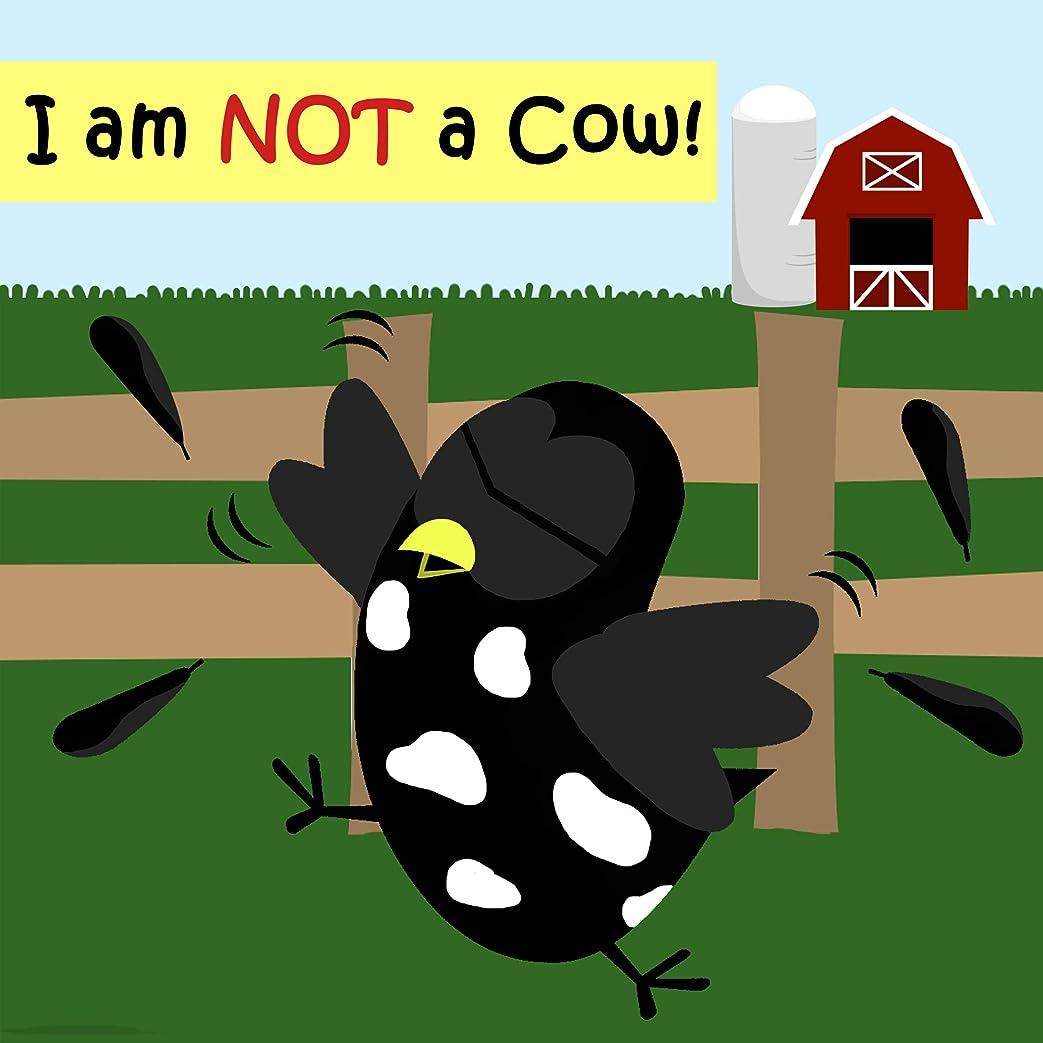 名声ロボット上記の頭と肩I Am Not a COW! (Sammy Bird Series) (English Edition)