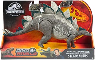 Jurassic World. Figuras de Acción. Estegosaurio. Dinosaurio