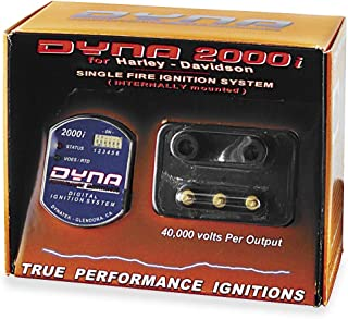 Dynatek 2000i Ignition for Single Plug Single Fire Applications with one Coil D2KI-5P