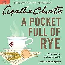 Best agatha christie pocket full of rye Reviews
