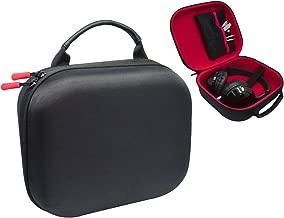 Hard Headphone Carrying Case for Sennheiser HD598,HD558,HD555,HD515; Sony v700dj, 7509hd, 7506, XB-950AP; AKG K553pro, K514, K512, K511, K540,K77, DENON AH-5000, Pioneer HDJ-2000, Philips Fidelio L1
