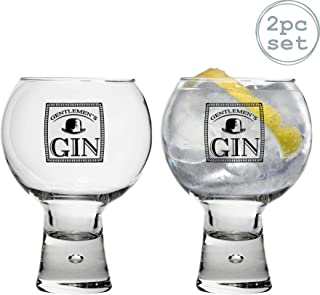 Durobor Alternato Copa de Vino con Tallo Corto Vaso de Gin