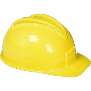 Plastic Builders Hat Yellow