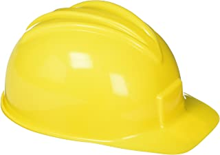 Jacobson Hat Company Plastic Construction Hat Yellow