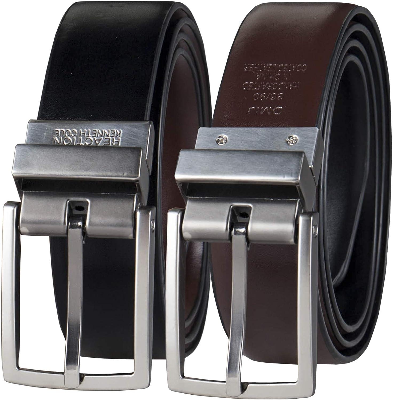 Kenneth Cole Men's (Single Reversible Belt)