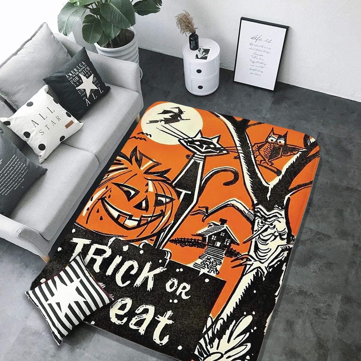 Halloween Carpet Area Mat Bedroom Soft Gir Japan Maker New Ranking TOP13 Boys Kids Camping