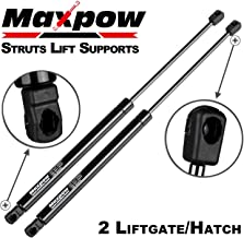Maxpow 6451 68101213AA Compatible With Dodge Journey 2009 2010 2011 2012 2013 2014 2015 2016 Rear Hatch Tailgate Lift Support Struts 2pcs
