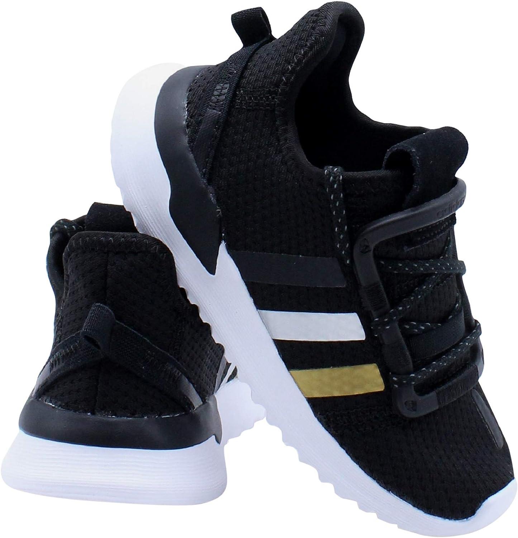 adidas Infant Boys San Antonio Branded goods Mall U_Path Run Black Shoes Sneakers -