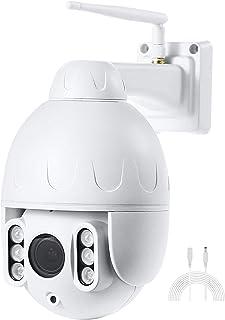PTZ HD IP Network 1080P 2.0 Megapixel Wireless PTZ Camera,Pan Tilt Zoom (2.7~13.5mm Lens 5X Optical Zoom) WiFi PTZ Camera ...