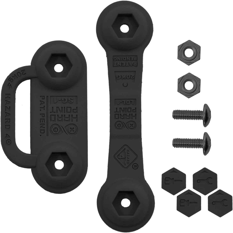 HAZARD 4 HardPoint(TM) Modular Tie-Down System Parts: Kit #1