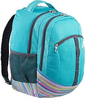 Stratton XL Backpack (Aqua/Rainbow)