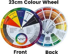 Artist Colour Mixing Wheel 23cm Diameter