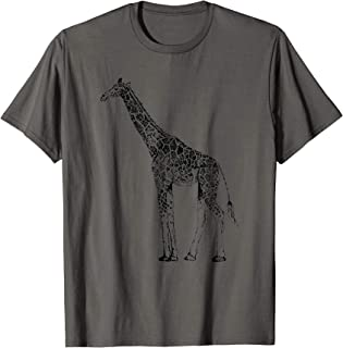 Best giraffe t shirt Reviews