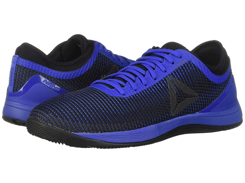 b4c2f2ce99af5 Reebok CrossFit(r) Nano 8.0 (Crushed Cobalt Collegiate Navy Black) Men s  Shoes