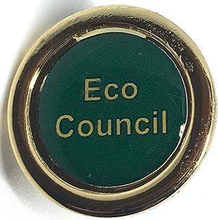 ECO Conseil badge (Vert) Livraison gratuite