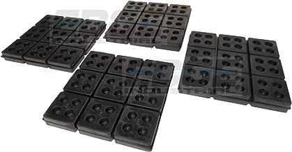 Best rubber vibration pads Reviews