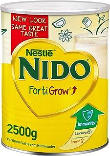 Nestlé NIDO FORTIFIED Milk Powder 2.5 Kg (Pack of 1)