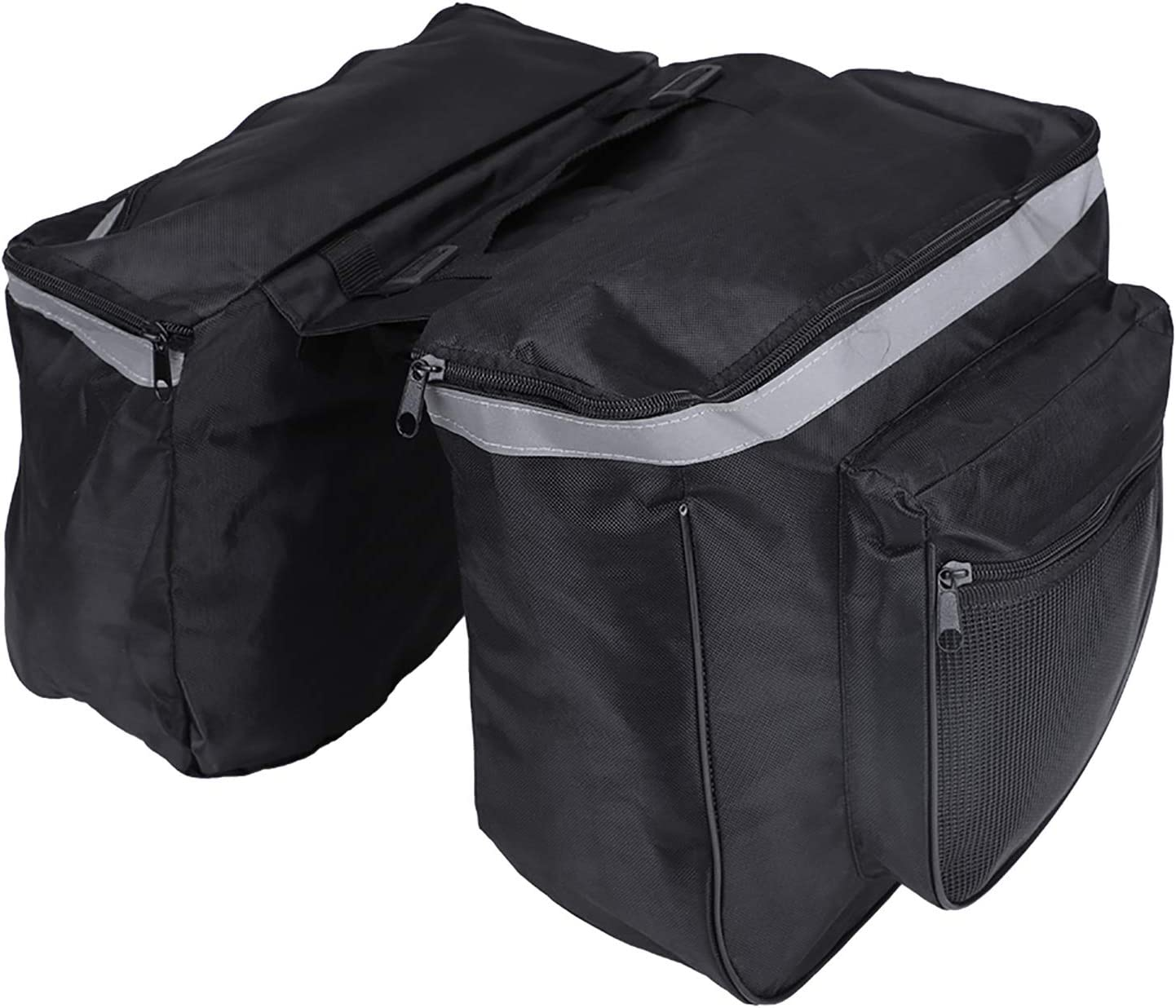 Kuuleyn Bike Pannier Bags 25L Deluxe Waterproof SEAL limited product Carrier Rear Bag M