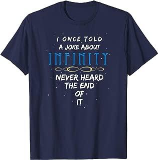 Best infinity t shirt Reviews