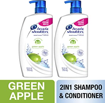 Twin Pack Head and Shoulders Shampoo and Conditioner