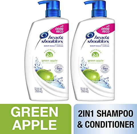 Head and Shoulders Shampoo and Conditioner (32.1 fl oz)