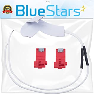 Ultra Durable WR49X10173 Refrigerator Dispenser Water Tube Heater Kit Replacement by Blue Stars - Exact Fit for General Electric & Kenmore Refrigerators - Replaces PS1766223 1381601 AP4318572