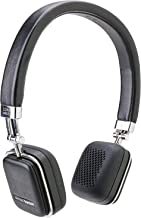 Harman Kardon SOHO Black Premium, On-Ear Headset with Bluetooth Connectivity and Touch Control (Renewed)