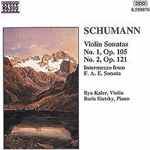 Schumann, R.: Violin Sonatas Nos. 1 And 2